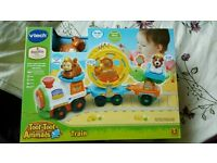 TOOT TOOT ANIMAL TRAIN BRAND NEW IN BOX, IDEAL PRESENT