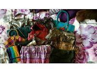 Bundle ladies handbags