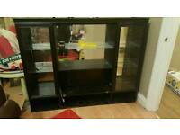Free glass cabinet!