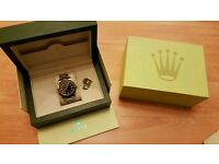 Rolex Milgauss 40mm with box and papers