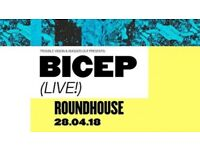 2x Bicep (live) tickets - Roundhouse