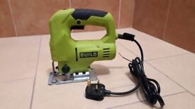 Guild Variable Speed Jigsaw - 550W – Fully Working. NO OFFERS