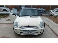 stunning mini cooper for sale with full service history only for 1799£