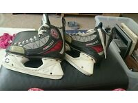 tour redmax ice skates 203-h2size 7