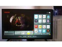 43 inch FHD LED Toshiba Smart TV