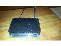 Netgear N 150 Wireless Modem ADSL Router DGN1000