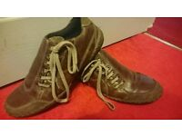 Original Next brown leather shoes