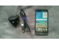 Lg G3s very good condition. Unlocked