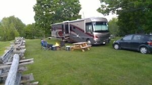 2008 Winnebago Adventurer 38T gas motorhome for sale