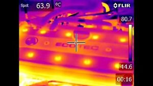 FLIR THERMAL IMAGE CAMERA E60 Toorak Stonnington Area Preview