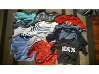 Very large bundle of 3-6 month boys clothes