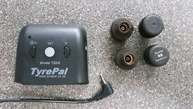 Tyrepal TB99 TPMS tyre pressure monitoring system