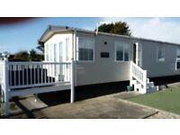 School Summer Holidays, 6 berth static Platinum Caravan, Burnham-on-Sea, Unity, BREAN.