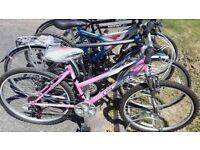 Second hand Student University Bikes Mountain Town City Bikes