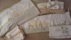 M&S My Nursery bedding
