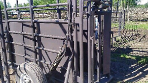 Ranch Hand Portable Cattle Handling Systems
