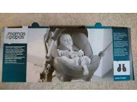 Mamas & papas sola2 / urbo2 adapter for Cybex / Maxi Cosi car seat