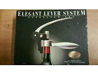 ELEGANT LEVER SYSTEM CORKSCREW