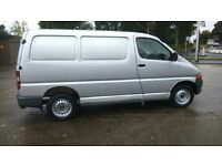 2005 TOYOTA HIACE MINT ONE OWNER FROM NEW