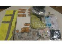 WHOLESALE JOBLOT OF NEW MIXED CLOTHING AND FOOTWARE