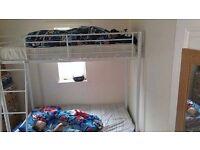 3 triple sleeper bunk bed