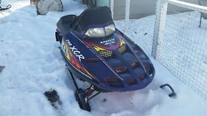 twin his and her sleds