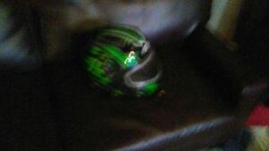 GMAX FULL FACE HELMET ~LIME GREEN BOLTS~REDUCED TO 75.00$