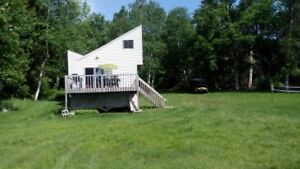 Cottage for Rent on Lake Tomiko  Crystal Falls