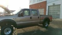 04 FORD F350 SUPER DUTY TOW PACKAGE 4X4