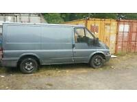 Ford transit fòr spares or repair