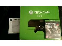 BRAND NEW & SEALED Xbox 1 1TB + Gears of War 4