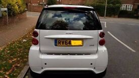 Smart for Two Grandstyle Plus Coupe 71BHP MHD Soft touch (64 Reg.)