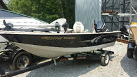 2006 Mirrocraft with 2013 Evinrude