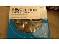 "Top Tech Revolution 13"" Wheel Covers"