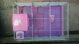 Hamster cages £15