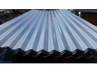 ROOFING SHEETS BOX PROFILE, CORRUAGETED 6ft TO 15ft AVAILABLE