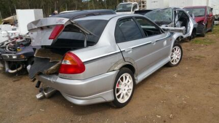 Mitsubishi evo 6.5 WRECKING ALL PARTS tommi makinen ralliart cp9a Berkshire Park Penrith Area Preview