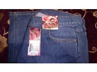 NEW WITH TAGS MONSOON JEANS BARGAIN SIZE 14