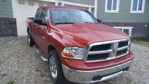 2009 Dodge Power Ram 1500 SLT Quad Cab Hemi