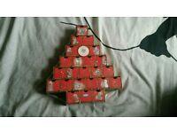 Me2u bears bear box draw calendar christmas gift