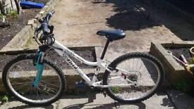 """Apollo Vivid Kids Mountain Bike - 24"""" Wheel"""
