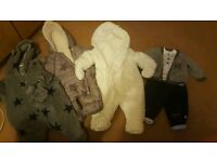3-6 snowsuit and outfit