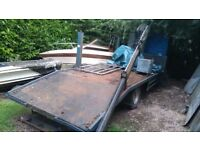 IVECO TECTOR 7.5 TONNES 070 HIAB BEAVERTAIL RECOVERY TRUCK 1995