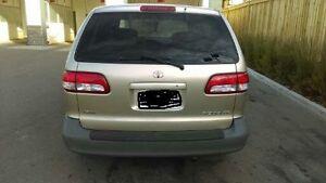 2002 Toyota Sienna good condition Minivan, Van