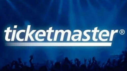 500 Ticketmaster Gift Card - $445.00
