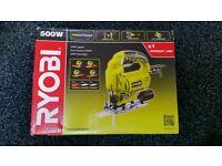 Ryobi jigsaw 500w brand new