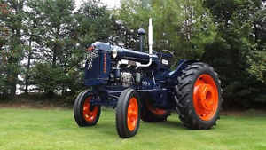 Fordson P6 Altona Meadows Hobsons Bay Area Preview