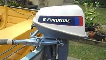 LOOKING FOR A SECOND HAND 6HP OUTBOARD Kwinana Beach Kwinana Area Preview
