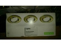 Kitchen / bathroom ceiling light fixtures