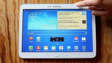 "New Samsung Galaxy Tab 3 ""10.1 + New Original Case Wanniassa Tuggeranong Preview"